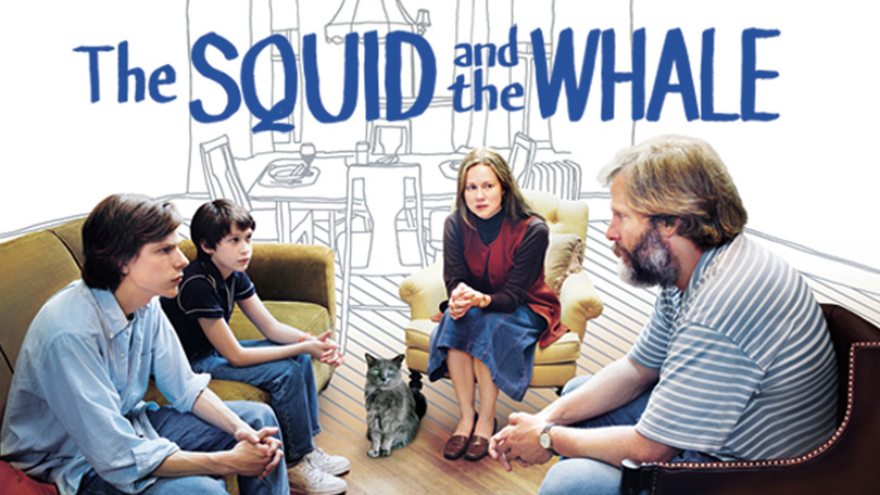 The Squid and the Whale Netflix