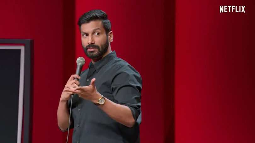 Yours Sincerely, Kanan Gill Netflix