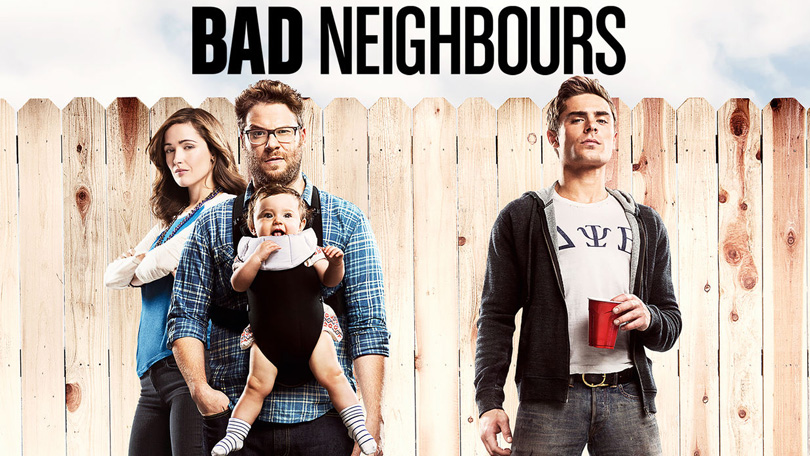 Bad Neighbours Netflix