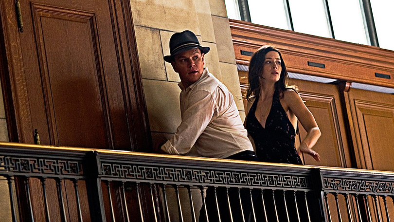 The Adjustment Bureau Netflix