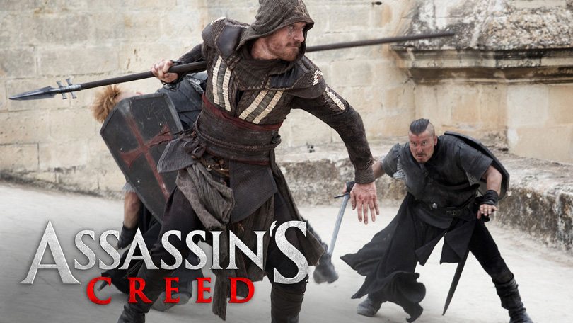 Assassins Creed Netflix