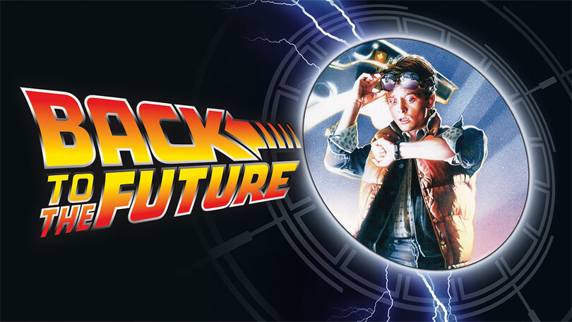 Back to the Future Netflix