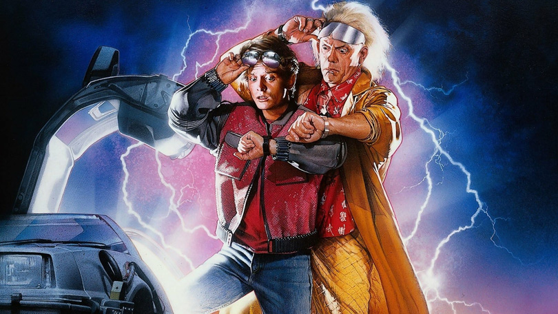 Back to the Future Part II Netflix
