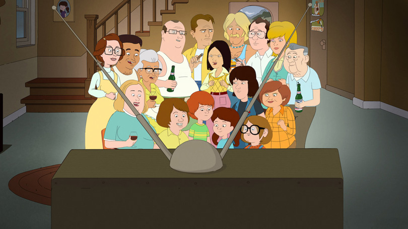 F Is For Family Stream
