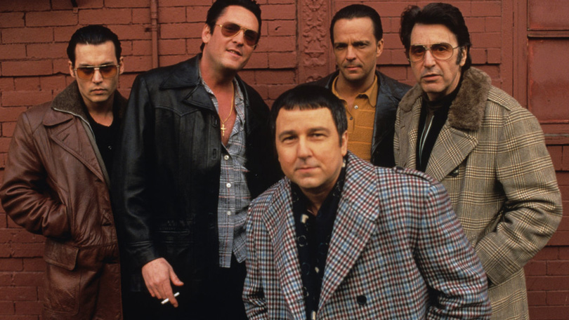 Donnie Brasco Netflix