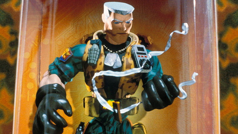 Small Soldiers Netflix