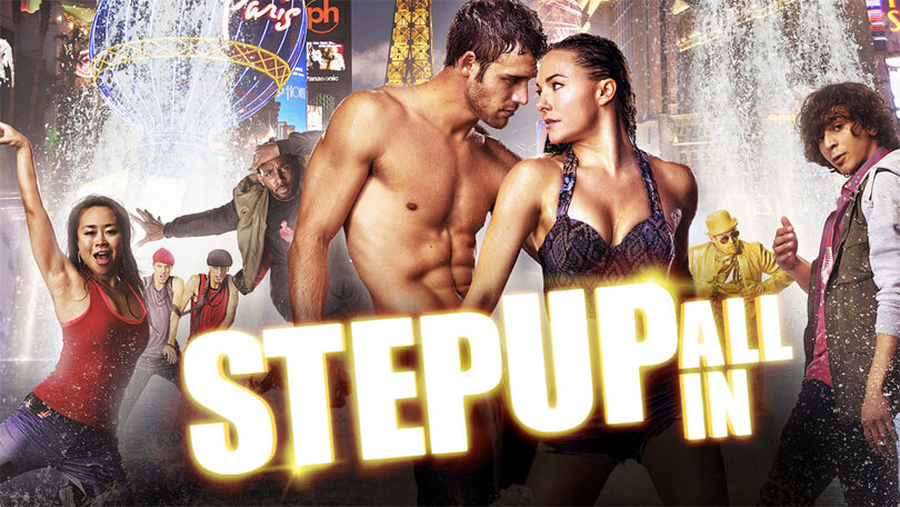 Step Up All In Netflix