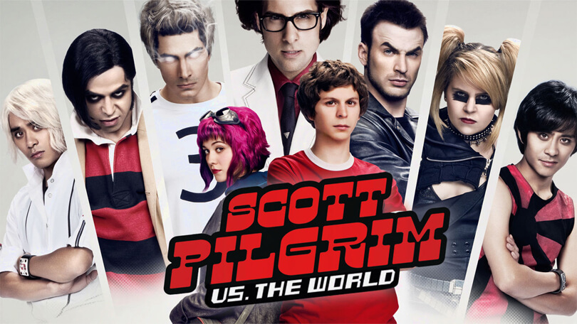 Scott Pilgrim vs the World Netflix