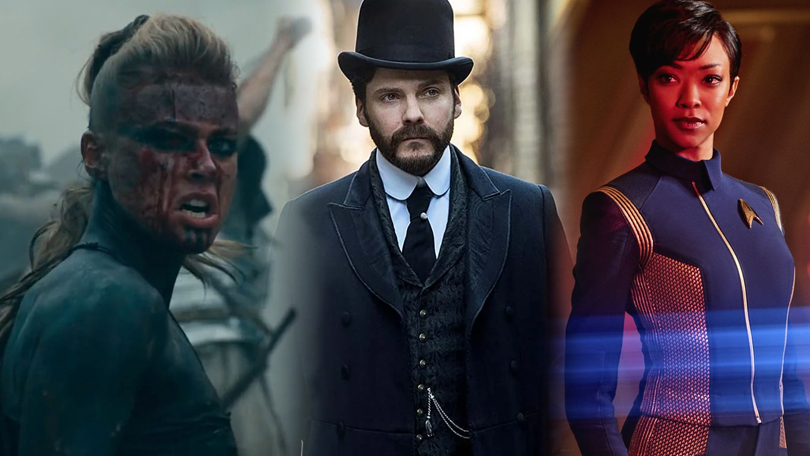 Barbarians Star Trek Discovery The Alienist