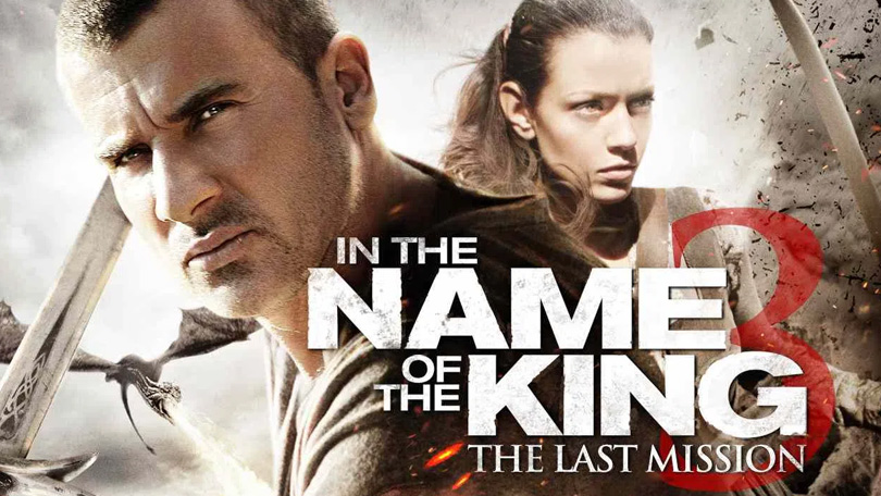 In The Name of the King 3 Netflix