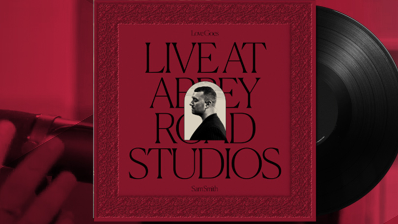 Sam Smith Live At the Abbey Road Studios