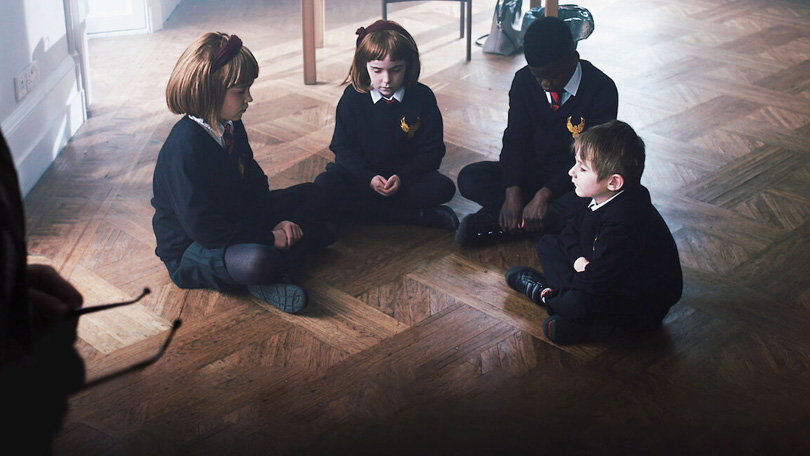 The School of the Damned Netflix