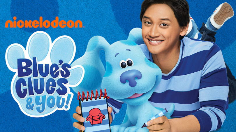 Blue's Clues For You Netflix